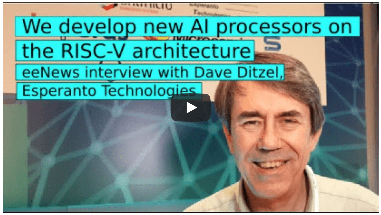 Dave Ditzel video screenshot