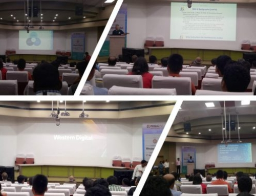 RISC-V Workshop in Chennai Proceedings