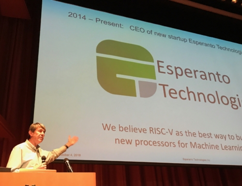 Intense Enthusiasm at RISC-V Events in Tokyo and Fukuoka, Japan